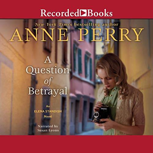 A Question of Betrayal cover art