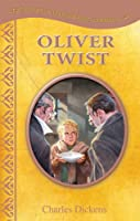 Oliver Twist (Illustrated Jacketed Hardcover)