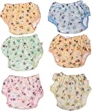Crawl'in Baby Panty for Boys and Girls Reusable Waterproof with Soft Lining Inside