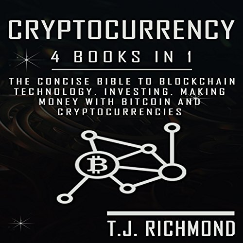 Cryptocurrency: 4 Books in 1 cover art