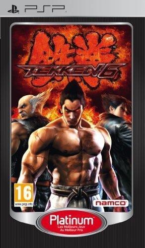 Tekken 6 - édition platinum