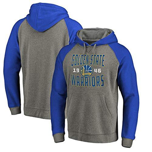 LGH Sudadera con Capucha para Hombres, Deportes para Hombre suéter con Capucha Suelto Plus Size Jersey,L