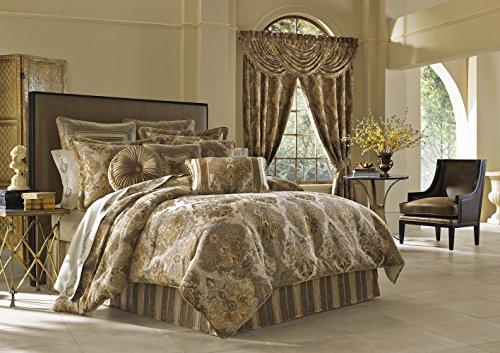 JQUEEN Bradshaw Queen Comforter Set