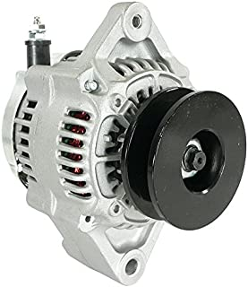 DB Electrical AND0528 New Alternator For Komatsu Nippondenso 12 Volt 600-861-1611 101211-2941, 600-861-1611, Nippondenso 1012511-2941, Cummins C6008611611 ND101211-2941 101211-2940 101211-2941 12771