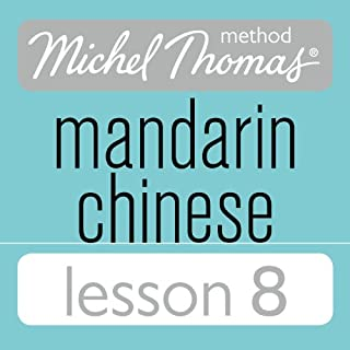 Michel Thomas Beginner Mandarin Chinese Lesson 8 cover art