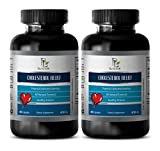 Cholesterol Reduction Complex - Cholesterol Relief - Blood Health - 2 Bottles 120 Capsules