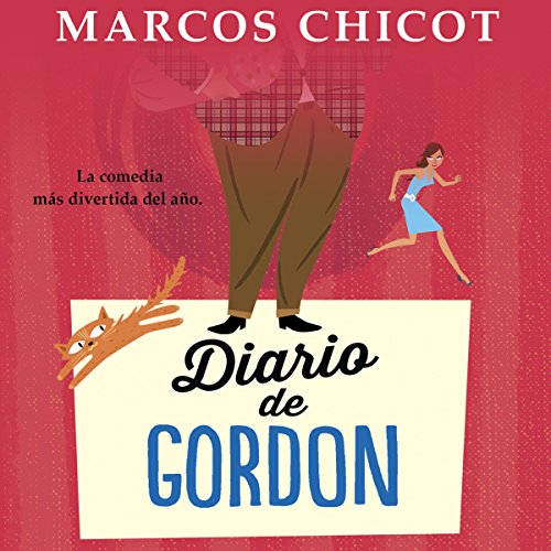 Diario de Gordon [Journal of Gordon] audiobook cover art