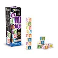 Learning Resources 10 to The Top Addition Game, 2-4 Players, Ages 5+