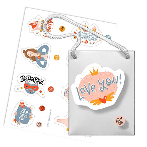 Voice Express 60 Second VoiceGift Voice Recorder Gift Tag for Personal Messages - DIY Gift Personalization