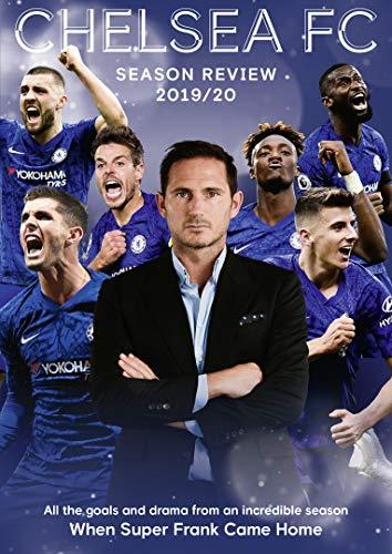 Chelsea FC Season Review 2019/20 [DVD]