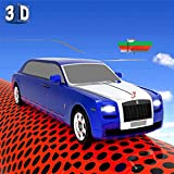 Limousine Car Driving:Impossible Stunt Car Racing