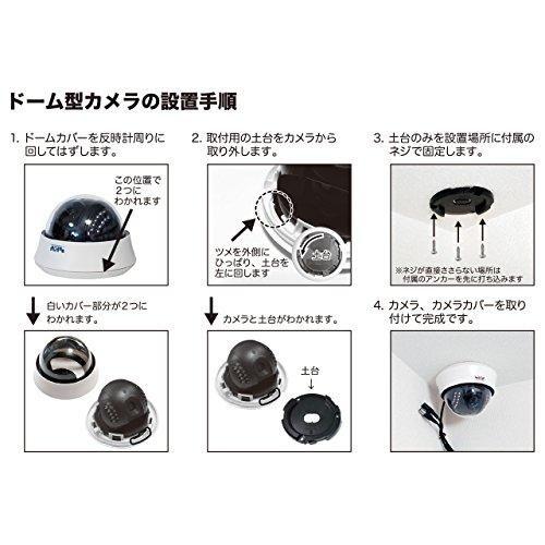 スカイエレクトリック『防犯用ダミーカメラDAM001-1』