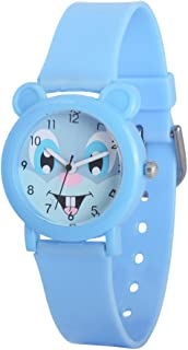 Wolfteeth Wrist Watches for Kids Analog Watch for Boys Girls Watch Waterproof Cute Small Face 3064