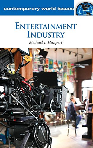 Entertainment Industry: A Reference Handbook (Contemporary World Issues)
