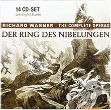 Der Ring des Nibelungen : The complete operas