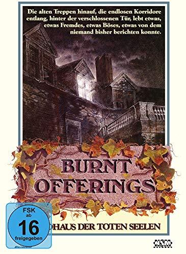 Landhaus der toten Seelen [Blu-Ray+DVD] auf 444 limitiertes Mediabook Cover B