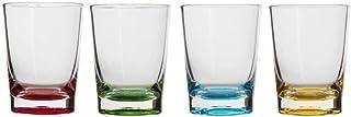 Shot Glasses Set, Cute Shot Glasses, Colored Glasses, Colored Drinking Glasses, Perfect for Tequila Glasses, Birthday Shot...