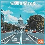 Washington Calendar 2022: Official Washington State Calendar 2022, 16 Month Calendar 2022