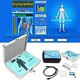 GVFKGD Resonancia Magntica, Analizador de Cuerpo Humano de Resonancia Magntica Cuntica Dispositivo de Diagnstico de Salud Secundario con Cable USB