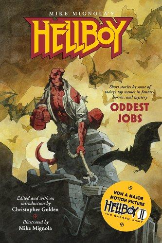 Hellboy: Oddest Jobs - Kindle edition by Mignola, Mike, Various,  Christopher Golden. Literature & Fiction Kindle eBooks @ Amazon.com.