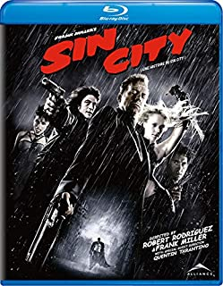 Sin City [Blu-ray] (Bilingual) (B001ECDVZE) | Amazon price tracker / tracking, Amazon price history charts, Amazon price watches, Amazon price drop alerts