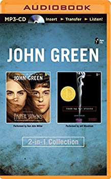 MP3 CD John Green – Paper Towns and Looking for Alaska (2-in-1 Collection) Book