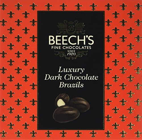 Beech's Fine Chocolate Luxury Dark Chocolate Brazils 90 g