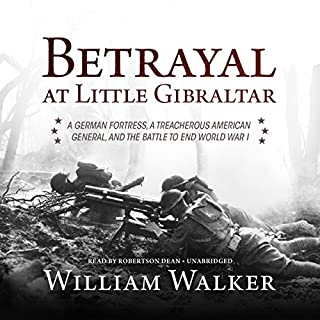 Betrayal at Little Gibraltar cover art