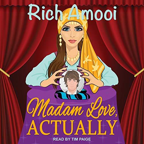 Madam Love, Actually cover art