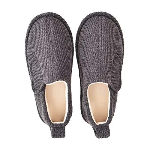 [Sanaris] ルームシューズ スリッパ 介護シューズ 介護用スリッパ リハビリシューズ 高齢者用シューズ 介護靴 高齢者室内履き 滑り止め