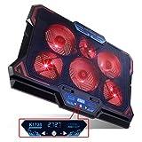 Best 17 Inch Laptop Cooling Pads - KEYNICE Laptop Cooling, 12-17 inch Laptop Cooling Pad Review