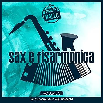 """Pianeta Ballo Vol.3 """"Sax e fisarmonica"""""""
