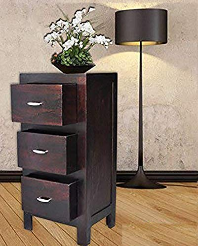 MP ENTERPRIESES Sheesham Wood Drawer Storage