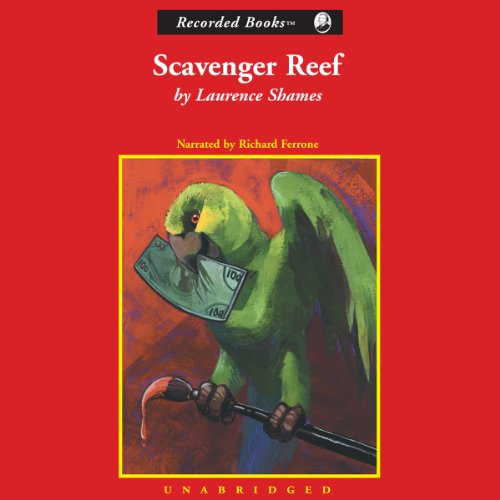 Scavenger Reef audiobook cover art