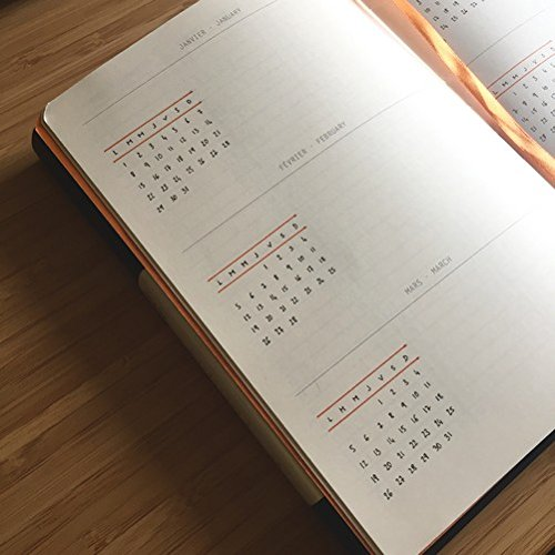 Rhodia Goalbook Journal, A5, Dotted - Purple Photo #8