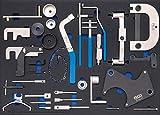 BGS 4134 | Werkstattwageneinlage 3/3: Motor-Einstellwerkzeug-Satz | für Renault, Nissan, Opel, Volvo