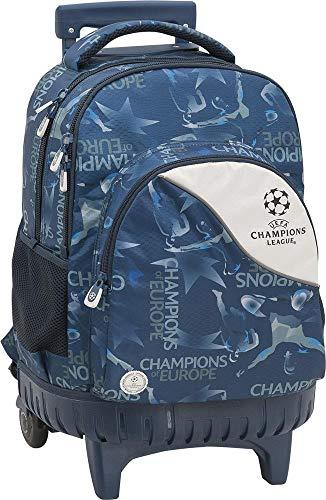Mochila Carro Fijo Compact Champions Player