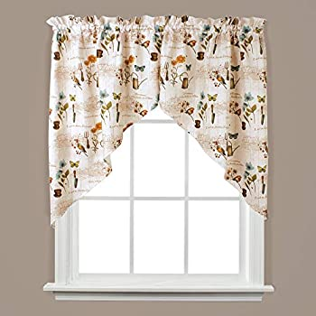 Best swag curtains for kitchen Reviews