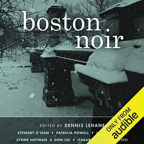 Boston Noir cover art