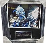 Arnold Schwarzenegger Autographed 11X14 Photo Mr. Freeze Star GV Framed