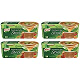Knorr Homestyle Stock For Rich, Soothing Broth Vegetable Easy Preparation, 4.66 Ounce, Pack of 4
