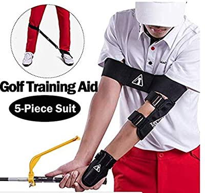 5-Piece Suit Golf Training