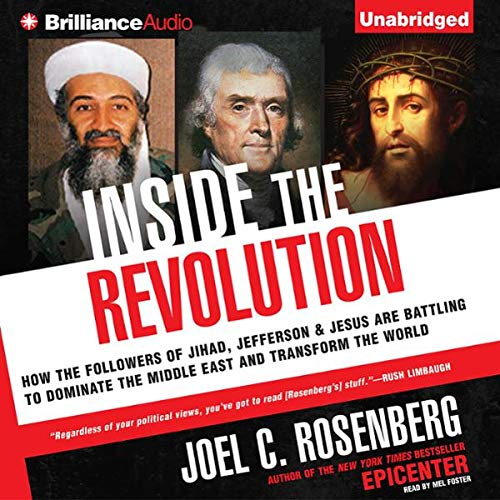 Inside the Revolution audiobook cover art
