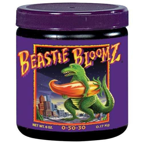 FoxFarm Beastie Bloomz Soluble 6 oz Jar
