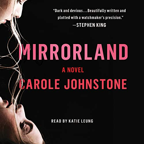 Mirrorland Audiobook By Carole Johnstone cover art