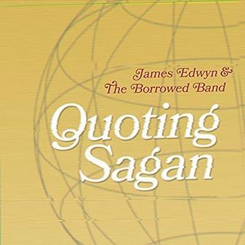 Quoting Sagan