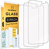 [3-Pack]-Mr.Shield for LG K3 (2017) [Tempered Glass] Screen Protector with Lifetime Replacement