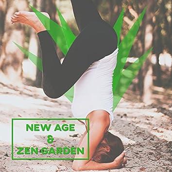 New Age & Zen Garden – Music for Inner Meditation, Chakra & Balance, Yoga Session, Restful Music