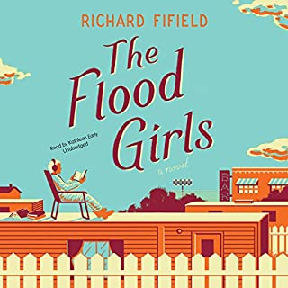The Flood Girls audiobook cover art