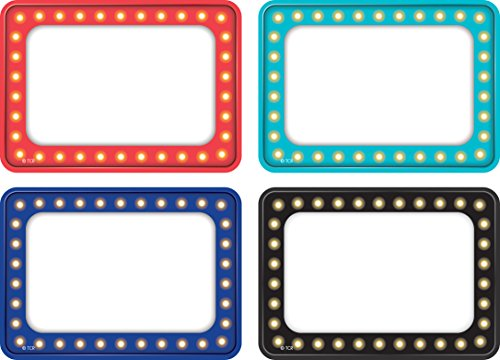 Teacher Created Resources Marquee Name Tags/Labels